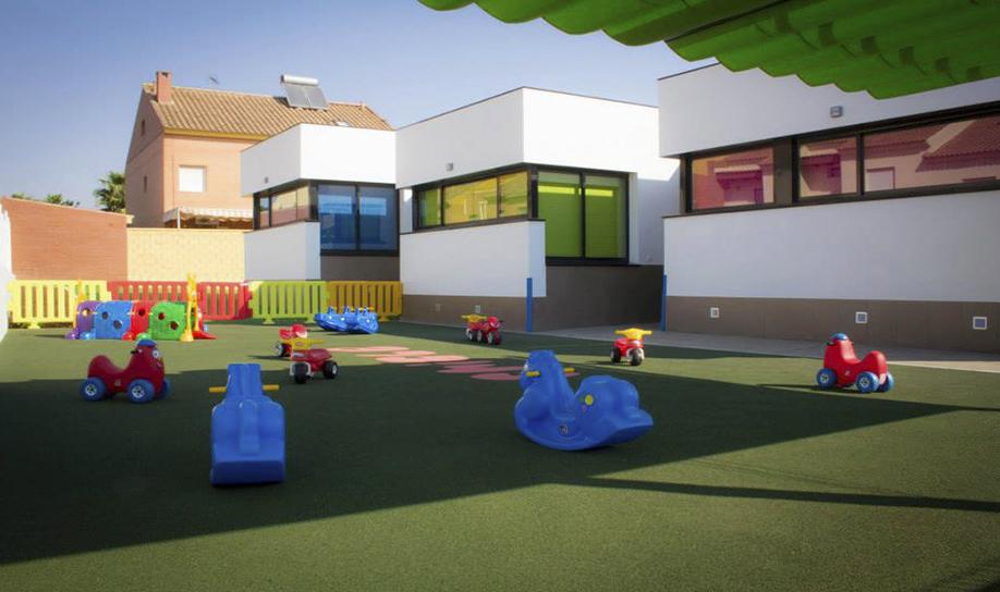 Centro de educaci n infantil en mairena del aljarafe for Telefono oficina seur mairena del aljarafe