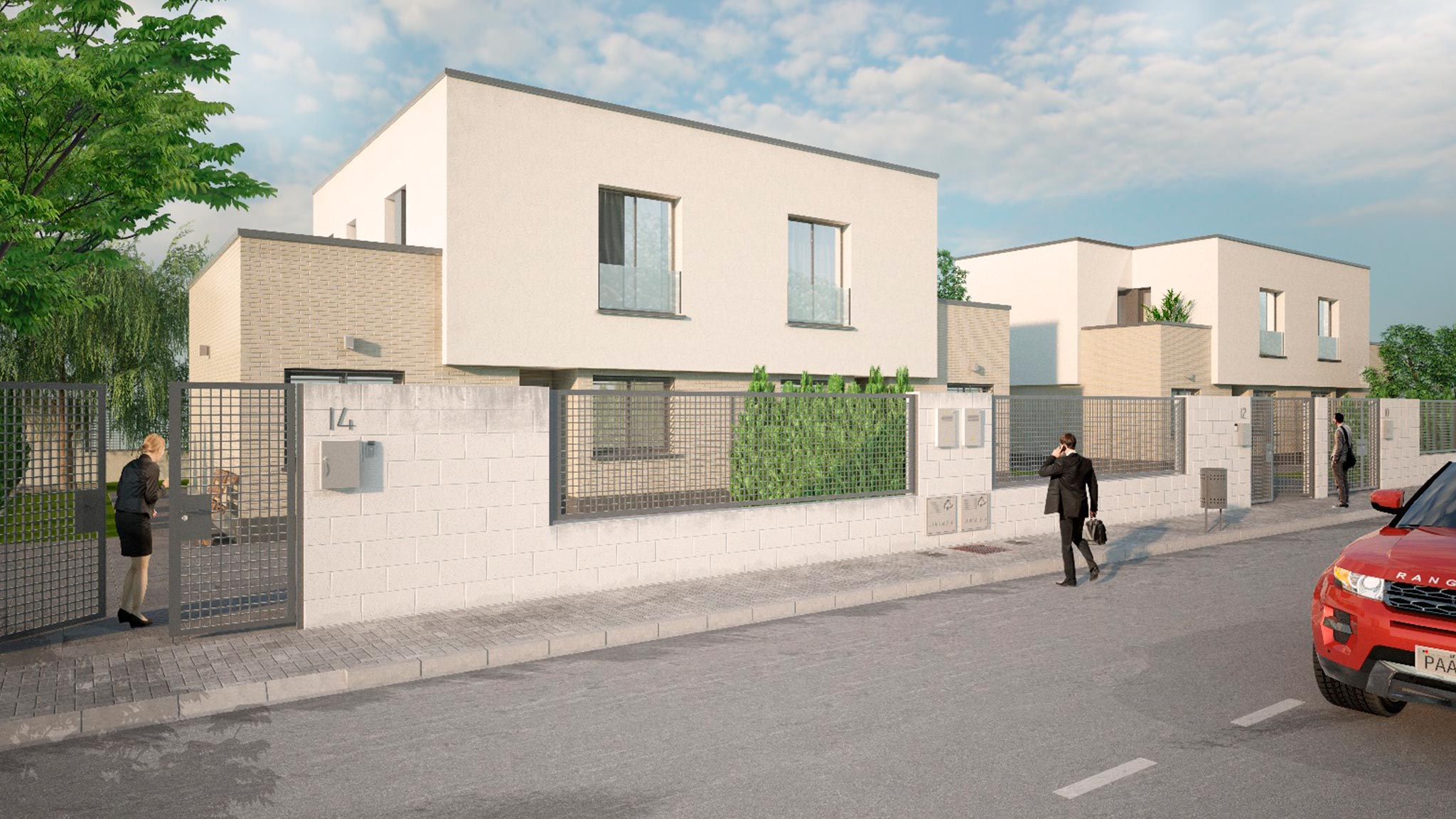 Comprar casa en villanueva del ariscal min constructora - Constructoras en sevilla ...