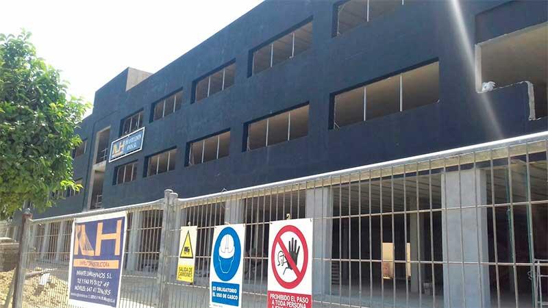 Reformas mairena aljarafe constructora en sevilla for Telefono oficina seur mairena del aljarafe