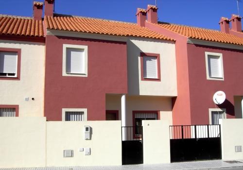 14 Viviendas Unifamiliares Adosadas en Carrión de los Céspedes (Sevilla)