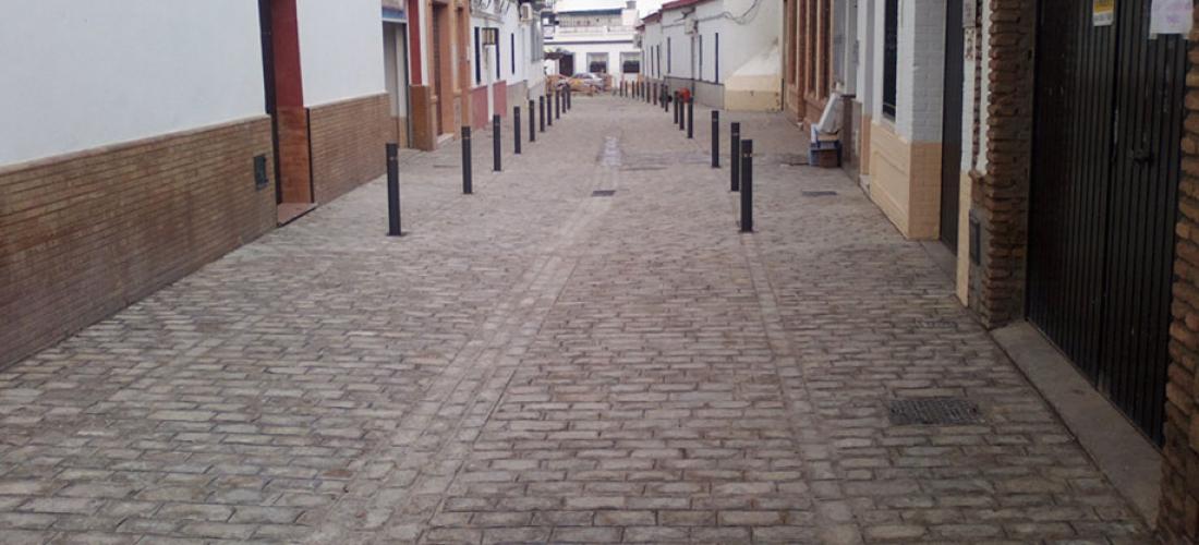 Renovación del Viario Público en Villanueva del Ariscal (Sevilla)