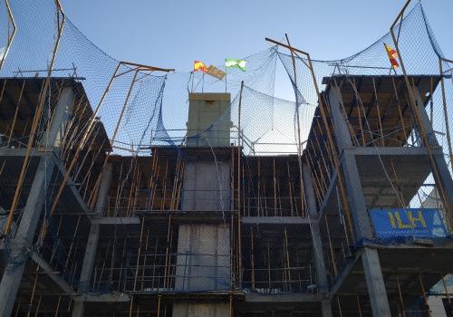 Construcción de Promoción de Viviendas en c/ Pedro Tafur (Sevilla)