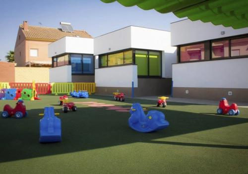 Centro de Educación Infantil en Mairena del Aljarafe (Sevilla)