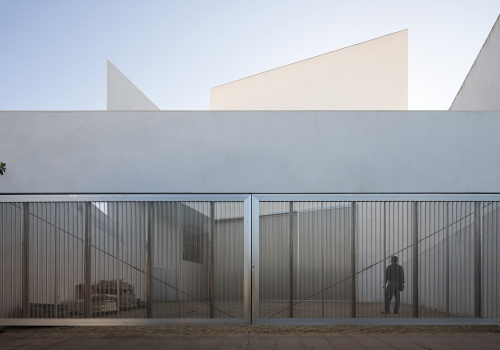 Mejora de Espacio Escénico y Centro de Formación del Teatro de Umbrete (Sevilla)