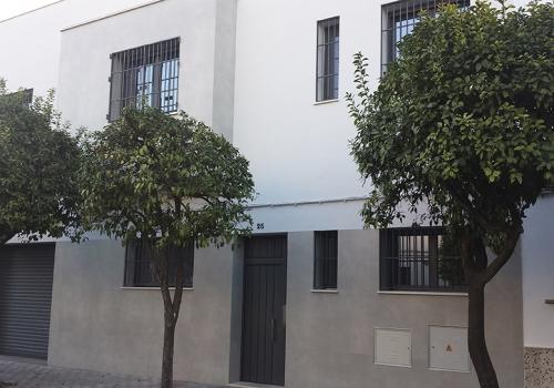 Vivienda Unifamiliar Entre Medianeras (Sevilla)