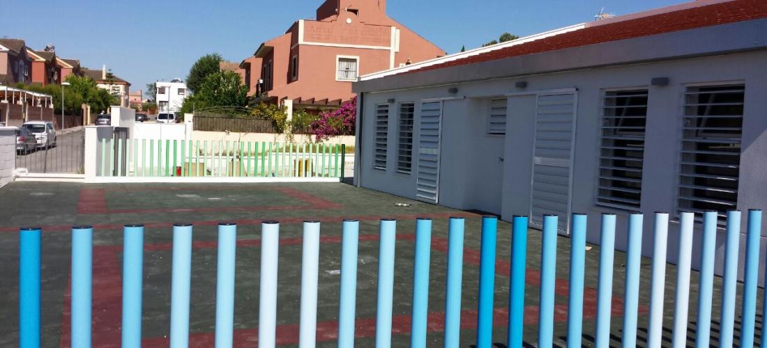 Centro de Educación Infantil en Valencina de la Concepción (Sevilla)
