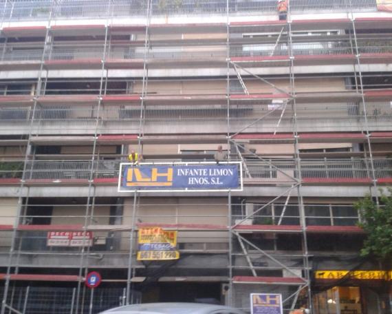 Obras de Conservación CCPP Asunción 65 (Sevilla)