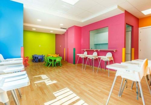 Adecuación de local para Centro de Educación Infantil (Sevilla)