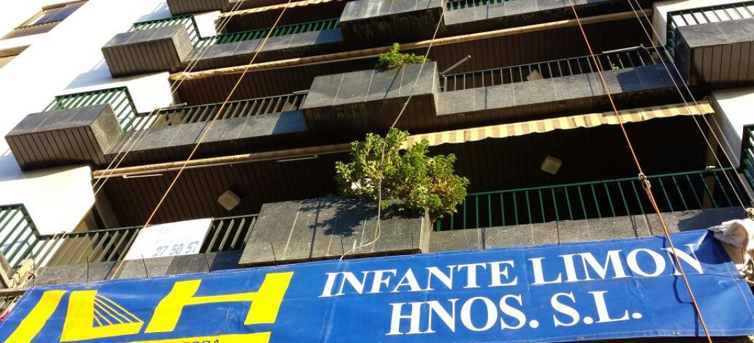 Obras de Reparación Según ITE (Sevilla)