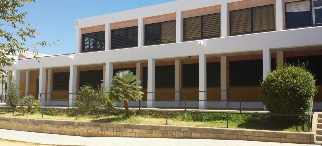 Mejoras Estructurales en CEIP Joaquín García de Alcalá de Guadaira (Sevilla)