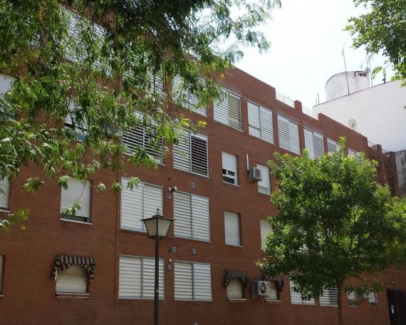 Reparación de elementos de fachada (Sevilla)