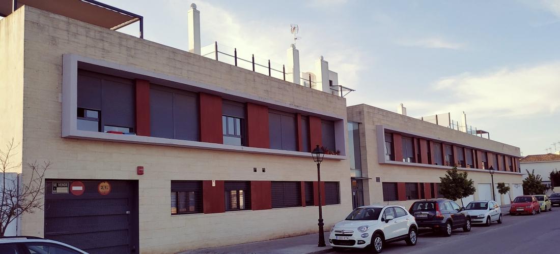 Edificio de 57 Viviendas Plurifamiliares en Gelves (Sevilla)