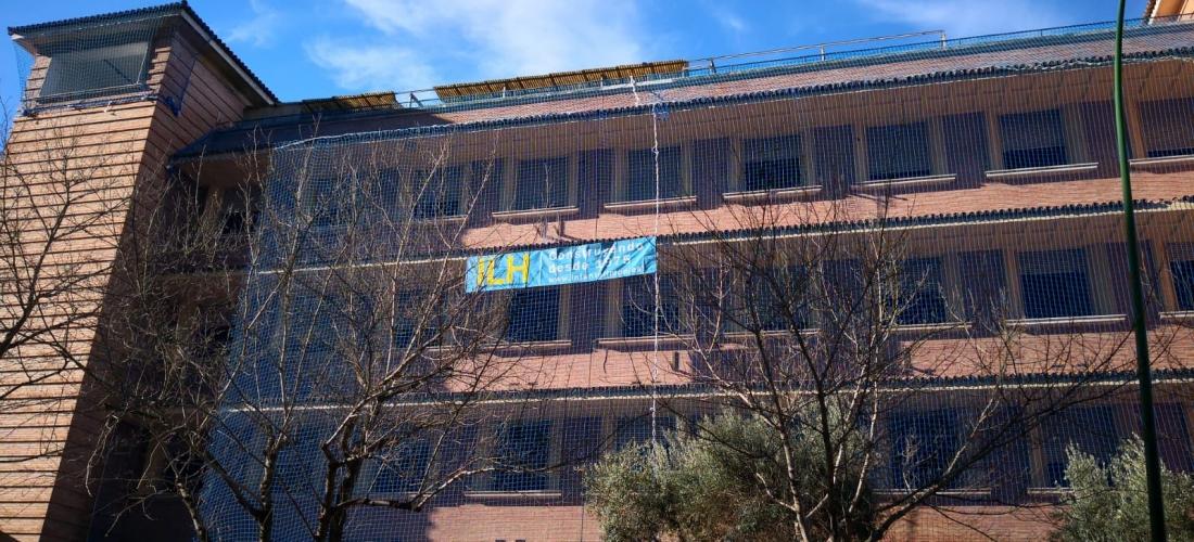 Actuaciones de afianzamiento y consolidación del edificio del antiguo Instituto de la Grasa (Sevilla)