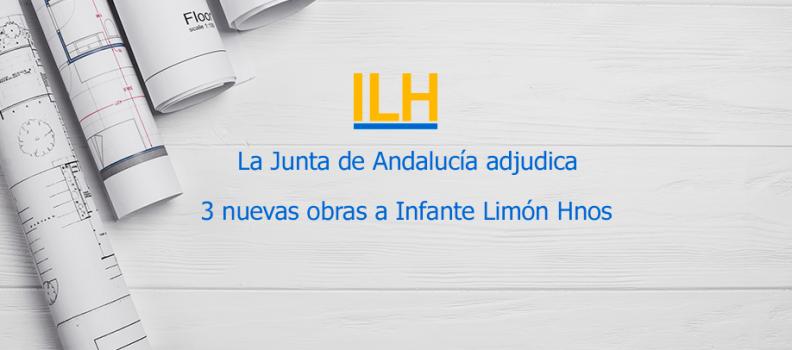 3 nuevas adjudicaciones confirman a Infante Limón Hnos. como constructora de referencia en la provincia de Sevilla