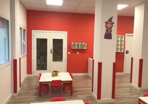 Rehabilitación de Centro de Educación Infantil Menudo Mundo