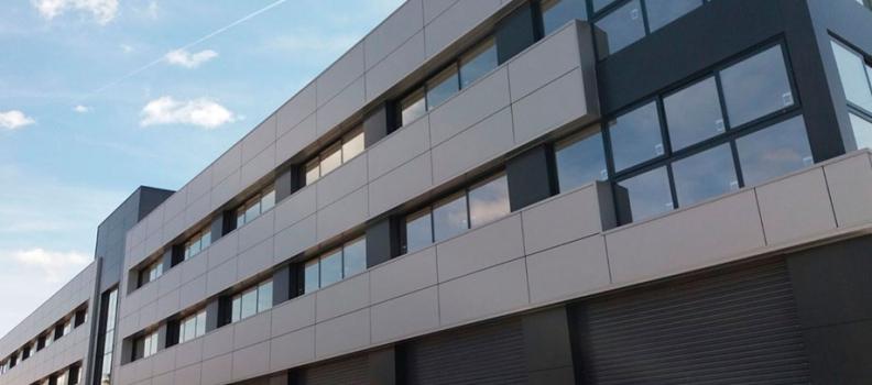 Infante Limón Hnos. construye un nuevo centro de trabajo en el Polígono Pisa